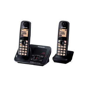 Twin Cordless Phone with Answering Machine